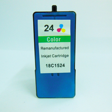 vilaxh For Lexmark 24 Ink Cartridge Z1410 Z1420 X3530 X3550 X4530 X4550 printer Lexmark23