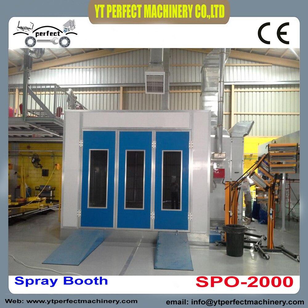 SPO 2000 automotive spray booth used portable spray booth for sale paint  booth. Popular Spray Booth Sales Buy Cheap Spray Booth Sales lots from