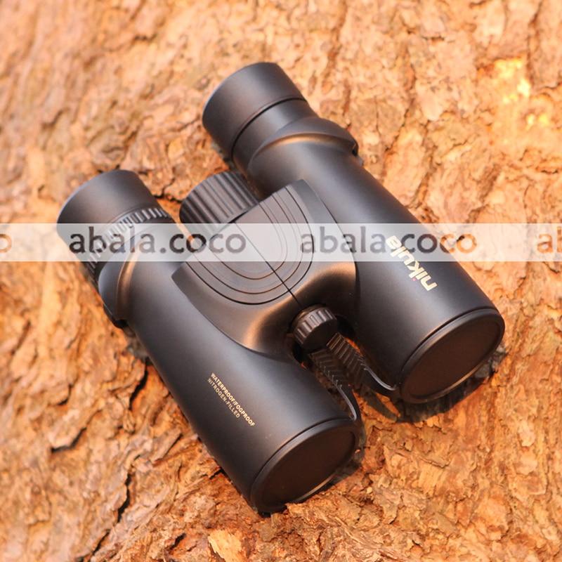 Hunting Accessories 10X42 Binoculars High-powered HD Nitrogen Waterproof Vision Binoculars Tactical Military Gear цена и фото