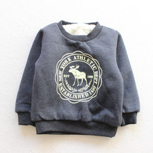 BibiCola/свитер для мальчиков; одежда; зимние детские топы для девочек; пуловер; блузка; плотная теплая верхняя одежда; детская бархатная куртка для мальчиков