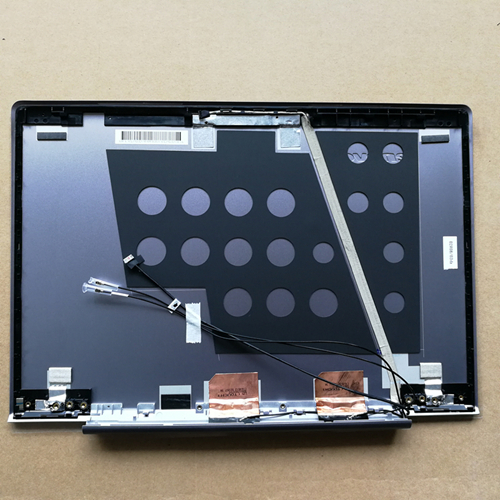 Metal material New LCD Rear Lid for Lenovo U330 U330T 3CLZ5LCLV30 with Touch LCD Top Back Cover sliver new original laptop lcd top cover for lenovo ideapad u330 u330p u330t back cover touch model 3clz5lclv30 gray