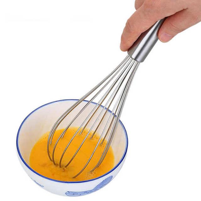 kitchen whisk cheap cabinet doors online shop hot sale spiral stainless steel mixer balloon egg beater tool utensils 1 pc
