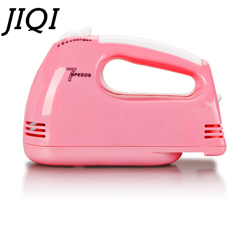 JIQI Electric Hand Mixer with 7 level speed Made of ABS and Stainless Steel for Blending and Whisking 4