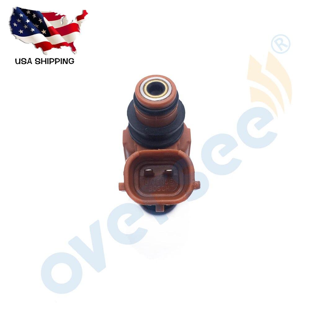 15710-65D00 injecteur de carburant pour moteur hors-bord Suzuki DF90 DF115 DF140 moteur