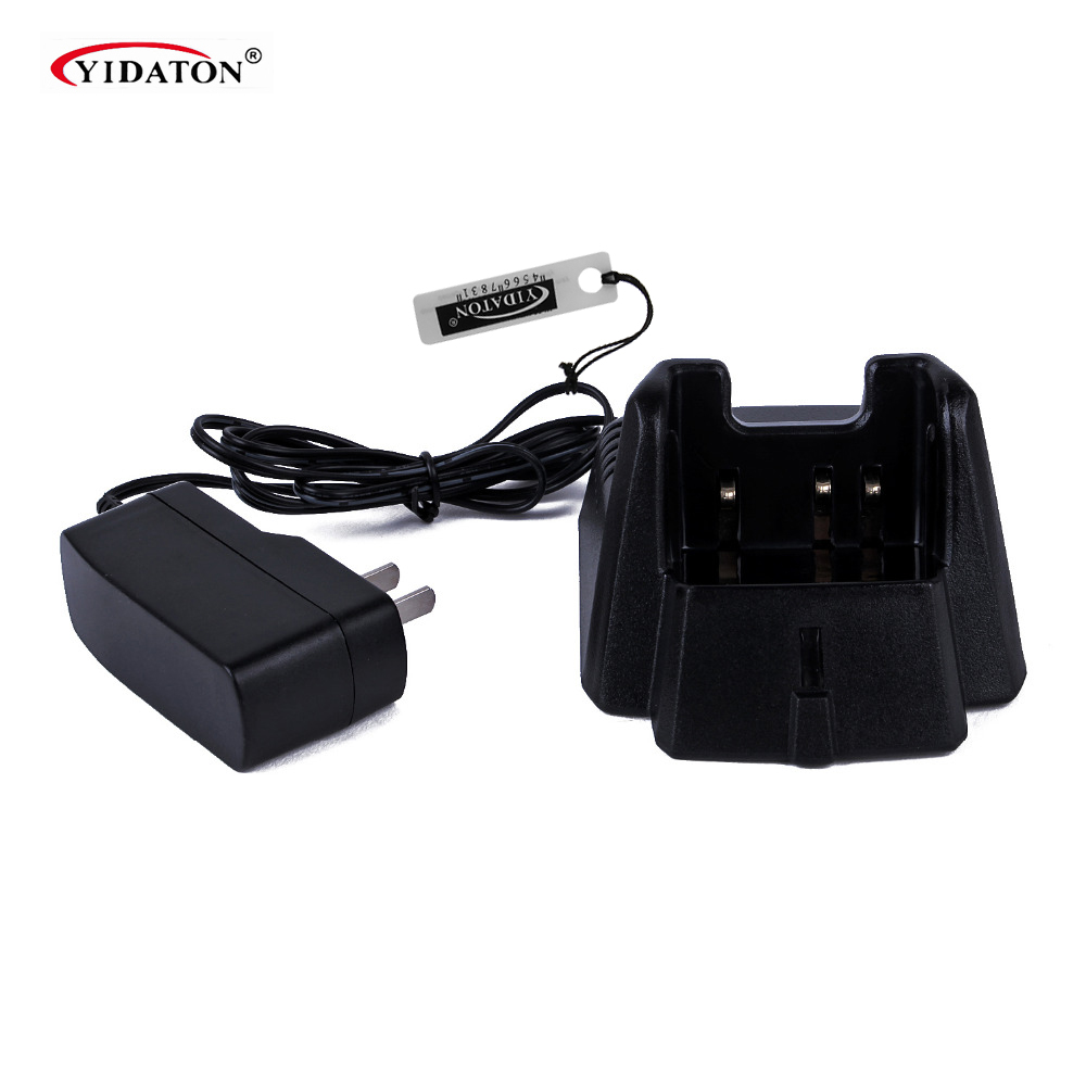 CD-34 Desktop Rapid Battery Charger for Vertex Handheld Radio VX-351 VX-354 VX351 VX354 for two way radio charger