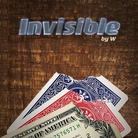 Invisible By Will Tsai Close-up Magic