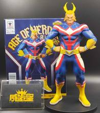 Original Banpresto Action Figure My Hero Academia All Might Figure PVC Collection Model Toy Doll Brinquedos(China)