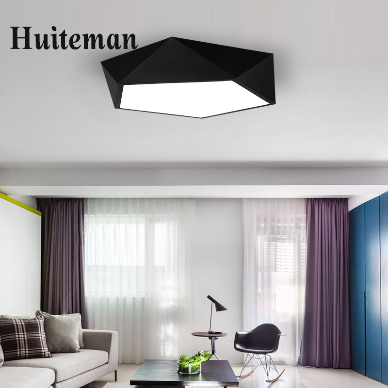 Modern Ceiling Light Surface Mount Living Room Bedroom Bathroom Home Kitchen LED Ceiling Lights Lamps Luminaria Lighting Fixture surface mount ceiling lights star shape for baby room romantic bedroom lamps luminaria ceiling lighting fixtures deckenleuch
