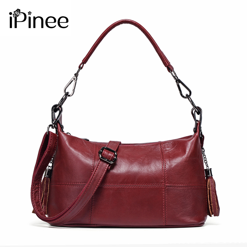 iPinee Vintage Retro Bags Handbags Women Famous Brands Genuine Leather Shoulder Messenger BagsiPinee Vintage Retro Bags Handbags Women Famous Brands Genuine Leather Shoulder Messenger Bags