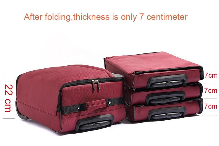 2017 novidade large capacity travel Material Composição : Polyester