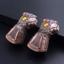 Marvel The Avengers Infinity Thanos Gauntlet Glove Toy Beer Bottle Opener Fashionable Useful Soda Glass Cap Toys