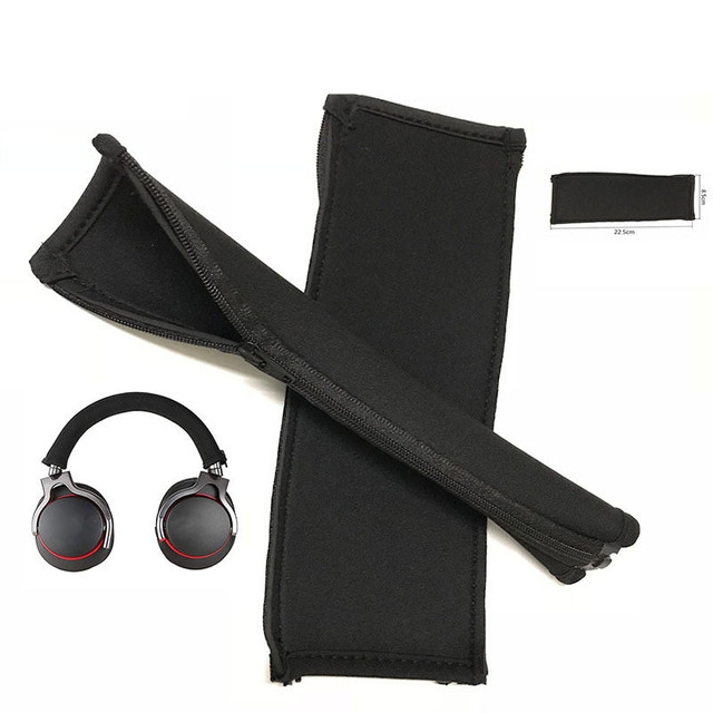 1e86c4cfdda Replacement Headband Cushion Cover for Sony MDR1A MDR-1ADAC MDR-1ABT MDR-1AM2  MDR1R MDR1RNC MDR1RBT Headphones