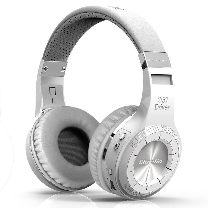 Bluedio HT Headphones Wireless Bluetooth Headset 4.1 Stereo Headphone HiFi Turbine Earphone for Phone