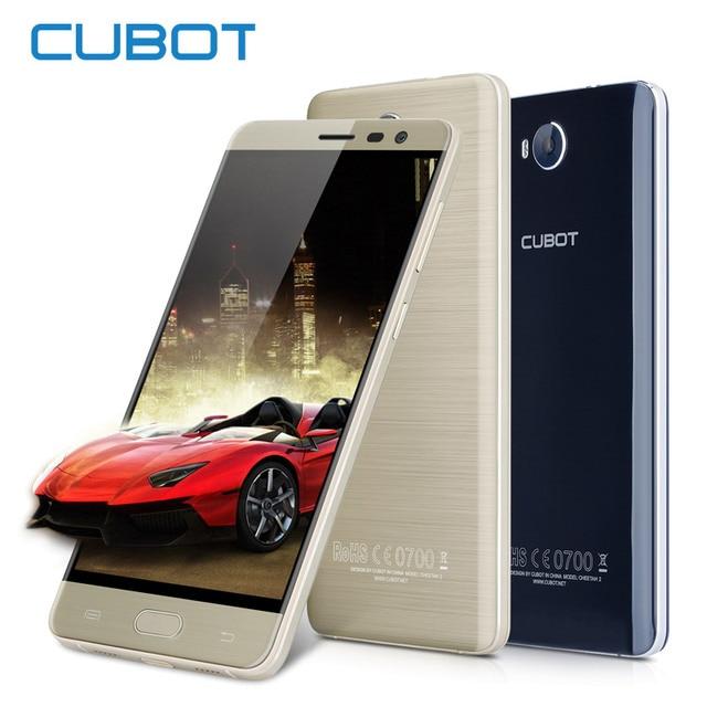 Оригинал Cubot MT6753 CHEETAH 2 Смартфон Окта основные 5.5 Дюймов FHD 3 ГБ RAM 32 ГБ ROM Сотовые Телефоны Разблокирована Android 6.0 Мобильный Телефон
