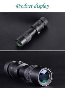 Монокулярный телескоп 10-100x30 7-17 раз HD мини нет для мобильного телефона камеры Монокуляр телескоп