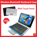 "Universal Wireless Bluetooth Keyboard Case Universa Bluetooth Keyboard with touchpad Case for Chuwi HI10 10.1""Tablet + 2 gifts"