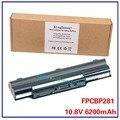 6200 мАч Оригинальный FPCBP281 Батарея для Fujitsu LifeBook AH572 S6311 S710 S7110 S7111 S751 S760 S761 FPCBP281AP FPCBP282 FMVNBP198