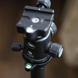 Image 5 - FITTEST 50mm 60mm haute précision trépied niveau Sprit niveau supplémentaire décalage bulle nivellement plaque pour trépied rotule Sirui Benro