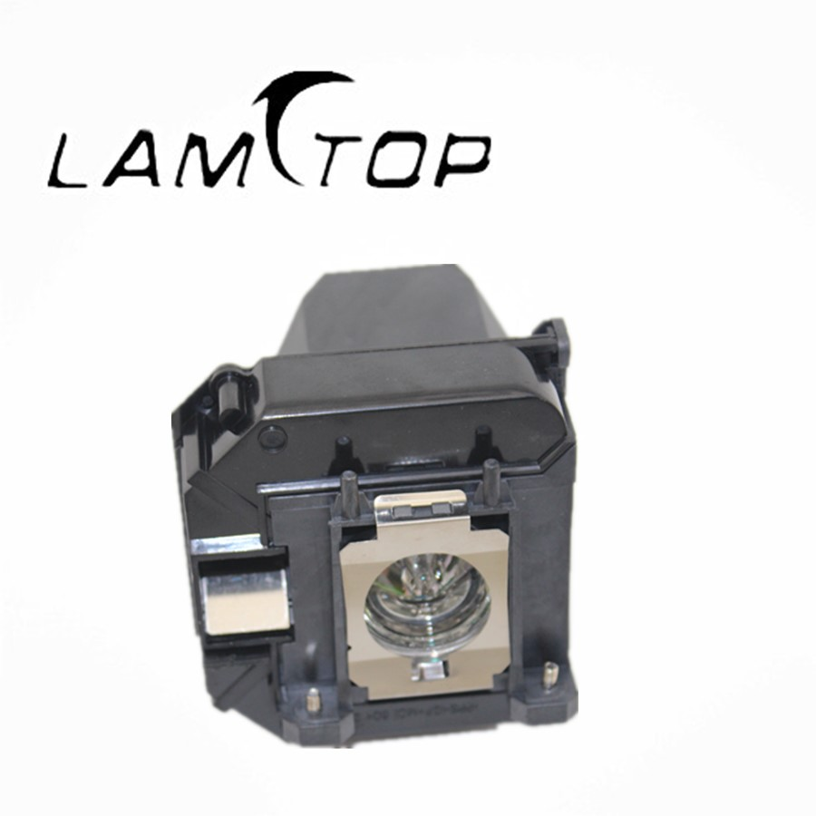 FREE SHIPPING LAMTOP Hot selling  original lamp  with housing  ELPLP61/V13H010L61  for  H469A(Powerlite 430, Brightlink 430i) free shipping lamtop hot selling original lamp with housing elplp61 v13h010l61 for eb 430 emp 1830