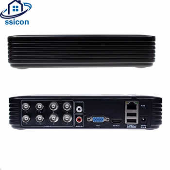 8CH Mini DVR Hybird NVR 5M-N VGA HDMI Video Output CCTV Video Recorder For 5MP AHD/CVI/TVI/CVBS/IP Camera - DISCOUNT ITEM  32 OFF Security & Protection