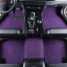 Car Believe car floor mat For jaguar xf 2008~2016 I-PACE XJ XE F-TYPE XK F-PACE accessories carpet rugs