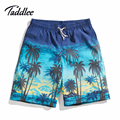 Taddlee Brand Quick dry Men Beach Shorts Swimwear Swimsuits Man Boardshorts Jogger Bermudas Active Sweatpants Men's Boxer Trunks