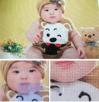 2016 Personal Image Photo Custom DIY Crystal Diamond Draw Stitch Your Unique Photo Of The Finished