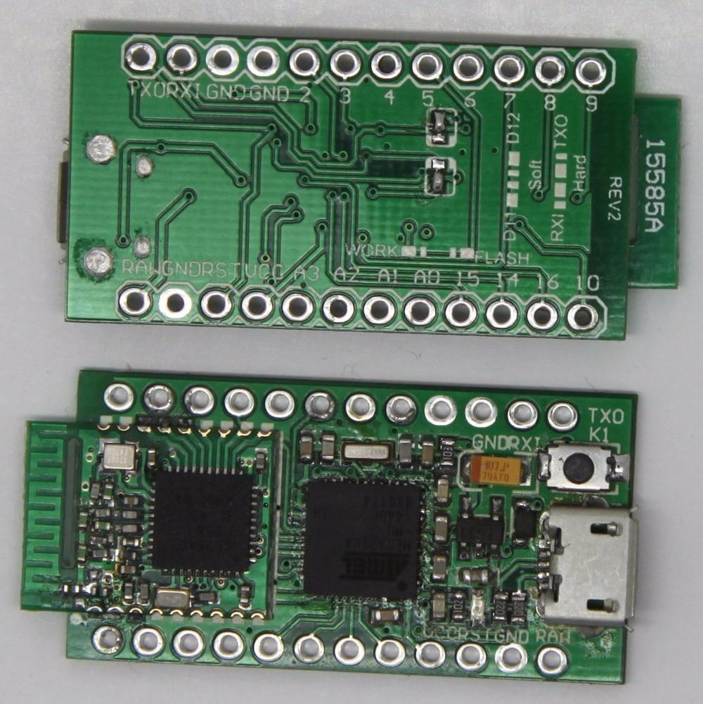 все цены на Arduino Module BlueDuino with iBeacon Tech Compatible Pro Micro+BLE онлайн