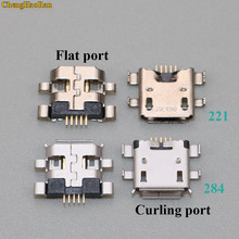 100pcs Micro mini USB jack charging port socket connector repair plug for Google 7 Nexus 7 FOR Asus ME370 ME571K ME370T K008 kefu me571k for asus google nexus 7 me571kl me571k 32gb motherboard system board rev 1 4 16gb original board 100
