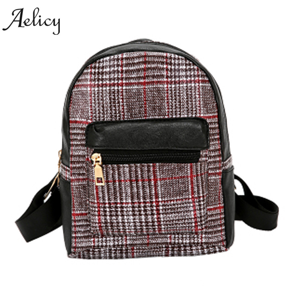 Aelicy  Fashion Women Mini Leather Backpacks Schoolbags Travel Shoulder Bag Korean style 2019 new design 1277Aelicy  Fashion Women Mini Leather Backpacks Schoolbags Travel Shoulder Bag Korean style 2019 new design 1277