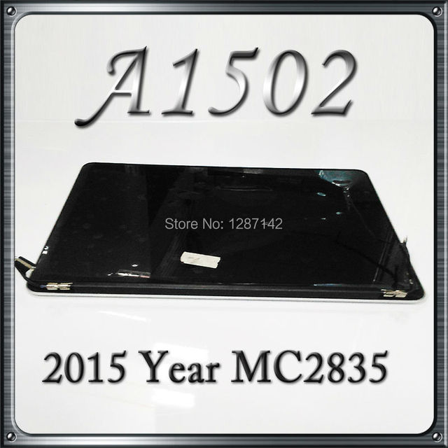 """Original New Retina 13"""" A1502 LCD Assembly for MacBook Pro Retina 13.3"""" A1502 MF839 MF841 2015 Year Genuine Tested"""