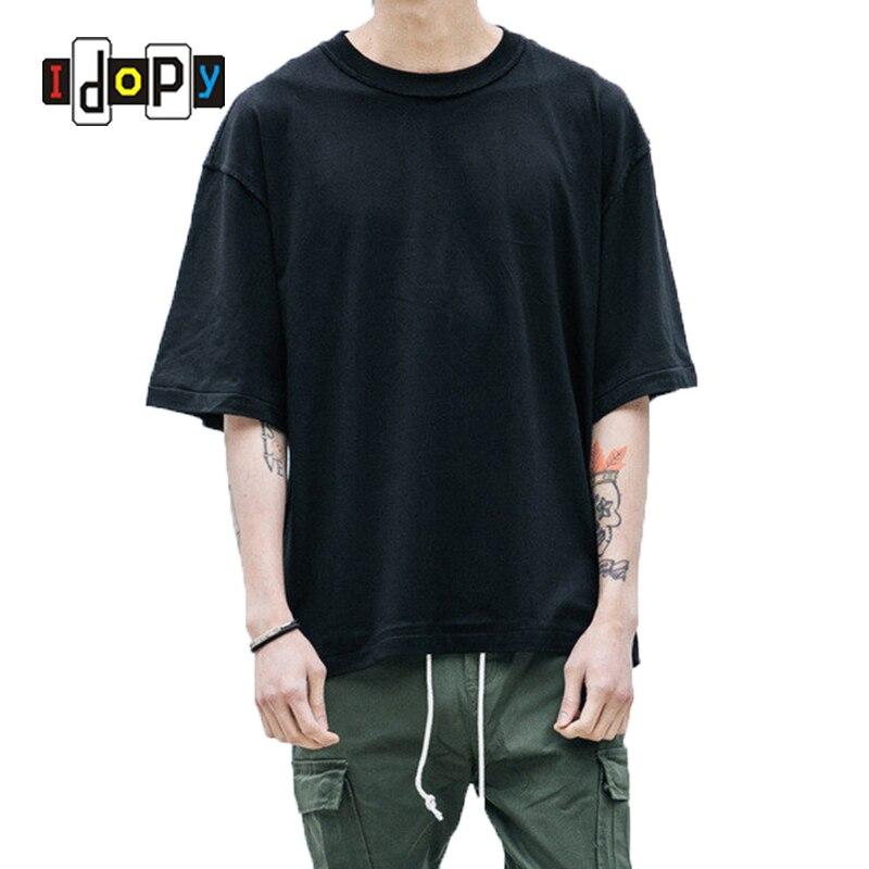 Groothandel Tshirt Shirt Kleding Hop Heren Streetwear Oversized Prijs Homme Hip T rt8tqw