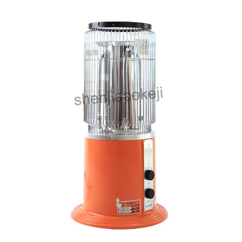 Многофункциональный нагреватель Электрический Бытовой Нагреватель нагрева плита 2 Шестерни Управление Mute электрический тепловентилятор