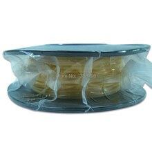 Натуральный цвет 3d нити принтера водорастворимый ПВА 1.75 мм/3 мм 0.5 кг пластиковые Расходные Материалы MakerBot/RepRap/UP/Мендель