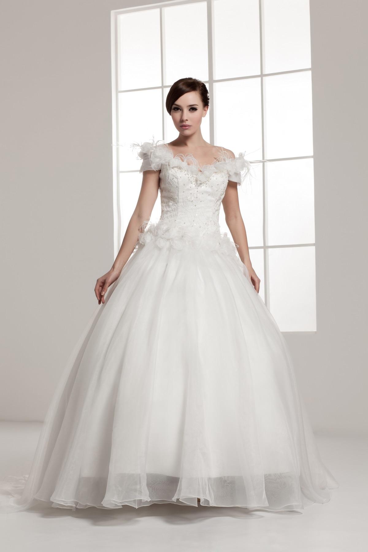 Aliexpress.com : Buy fairy tale cinderella wedding dress with ...