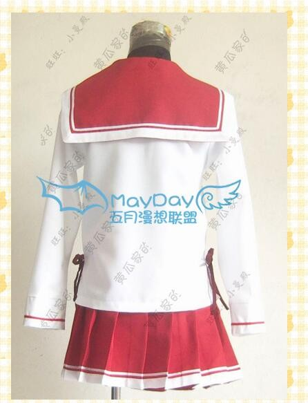 hidan no aria cosplay costume anime Aria the Scarlet Ammo Aria H ... 6483ec540fdc