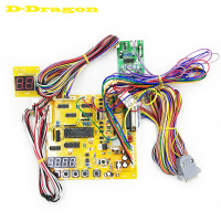 Toy Crane Game PCB Mainboard Slot Game Board with Wire Harness Toy/Gift Arcade Crane Machine PCB
