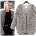 2015 Autumn Winter Jacket Slim Warm Women Coat Cardigan Short Jacket Long Sleeve Outwear Tops Jackets For Women  wj379