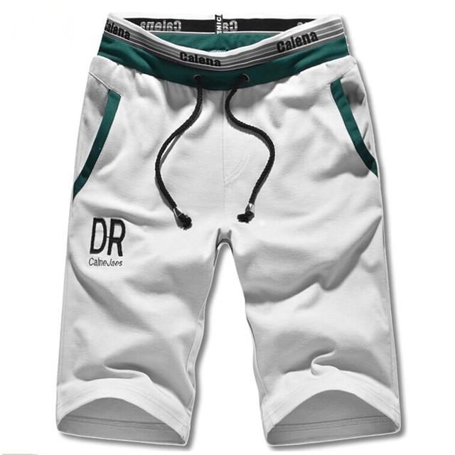 2018 HOT Quick Dry Homens Shorts Swimwears Calções de Praia Board Shorts dos homens da Marca Verão Casual Plus Size M-3XL