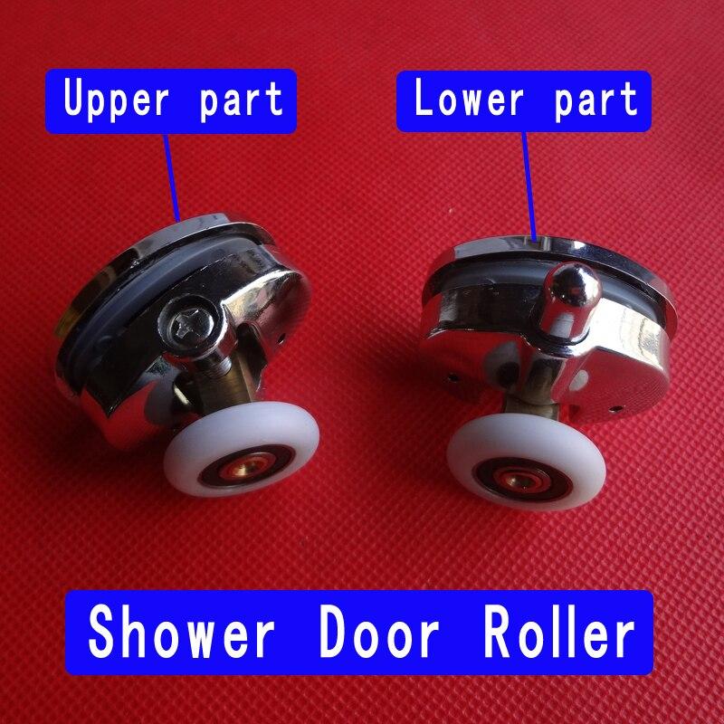 Aliexpress.com : Buy Zinc Alloy Double Shower Room Sliding