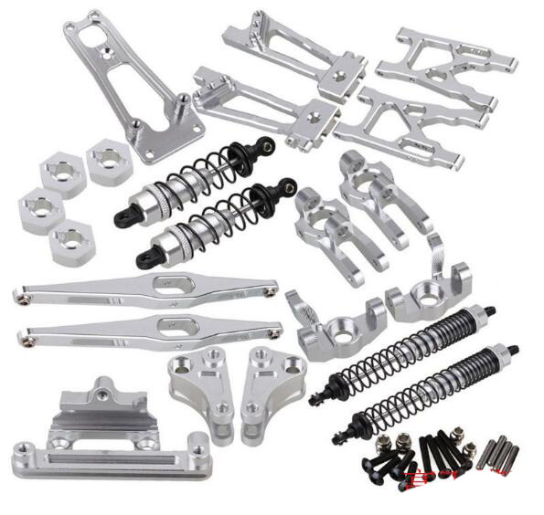 WL K949 10428 A 10428 B 10428 C Rc Car spare parts Aluminum Alloy Upgrade Accessories K949 001~K949 012-in Parts & Accessories from Toys & Hobbies    3