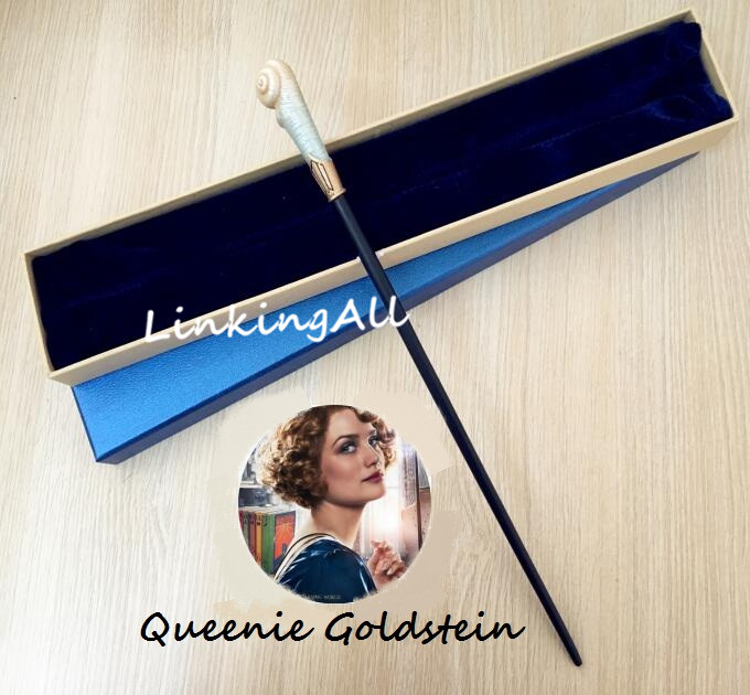 liumnoo Metal Core magic wand Queenie Fantastic Box Packing