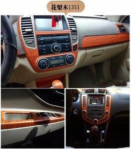 Image 3 - 10/20/30/40/50/60X124 CM/LOT Premium Legno Grana della Pellicola involucro Del Vinile della fibra Adesivo Auto Moto Auto Interni Pellicola IN PVC con trasporto libero