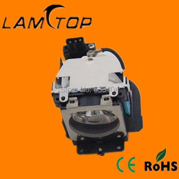 FREE SHIPPING  LAMTOP  180 days warranty  projector lamp with housing   POA-LMP111 / 610-333-9740  for  LC-XB41 лампа светодиодная iek 422025