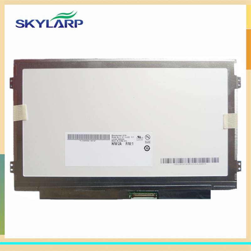 10.1 slim LED Screen Display B101AW06 Compatible LTN101NT05 N101I6 B101AW02 hsd101pfw4 for ACER ASPIRE ONE D255 D260 D257 D270