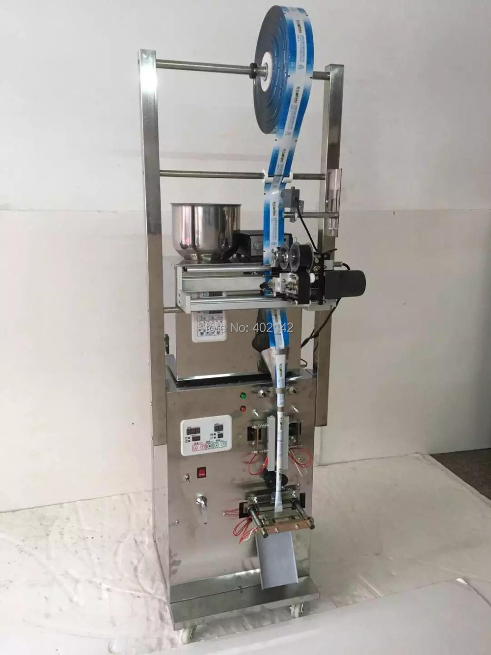Factory direct SMFZ-70 multi functional automatic 3 side seal tea bag weighing and sealing machine with photocell and date coder