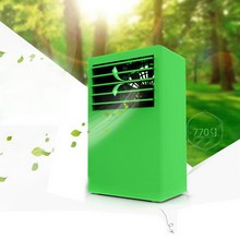 Portable Mini Desktop Refrigeration Non Vane Silent Spray Air Conditioner Fan VBO18 T15 0