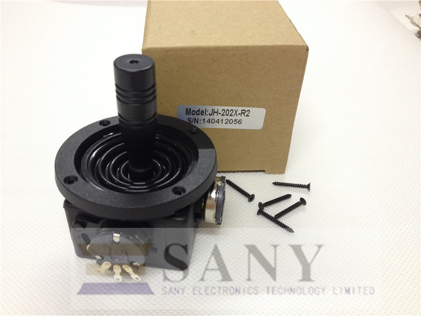 [LAN]Joystick Potentiometer switch JH-D202X-R2 5K R4 10K-dimensional sealing PTZ Controller Cinematography dedicated--5PCS/LOT image