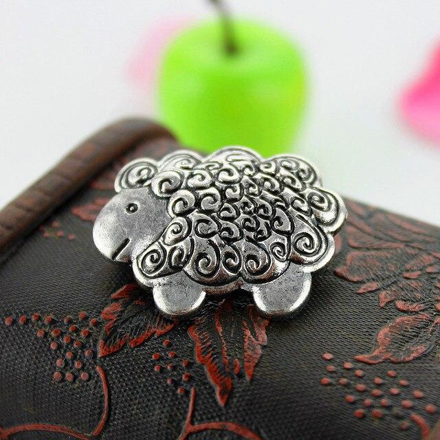 Новые популярные 2016 живая и прекрасная девушка (овцы) оптовая Чешского серебро брошь подарок на день рождения! бесплатная доставка!