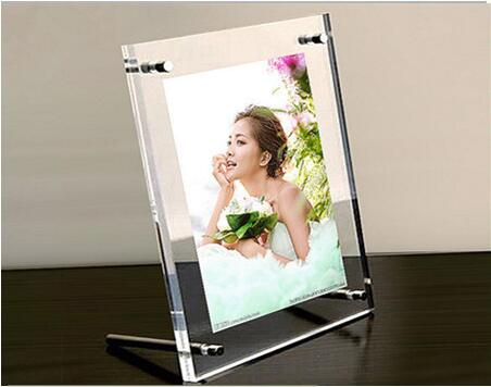 Free Shipping Cheap Acrylic Frame Swing Sets Frame Artistic Crystal